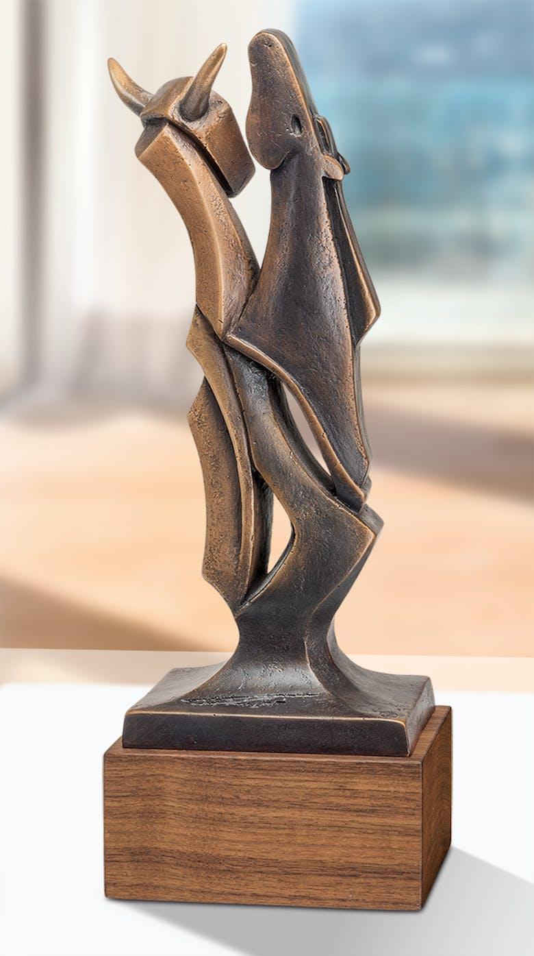 Bronzefigur El Picador von Heinz Rupp