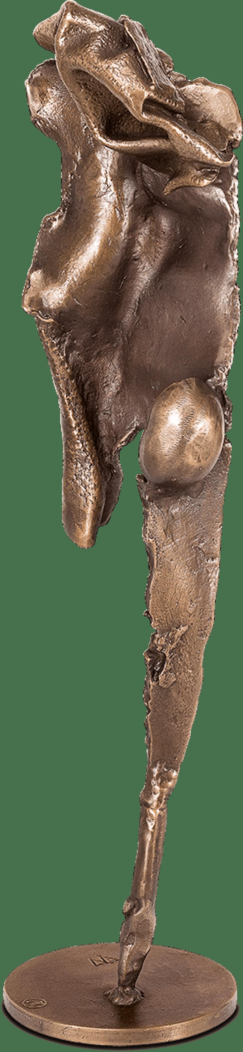 Bronzefigur Thersites von Ulrich Barnickel