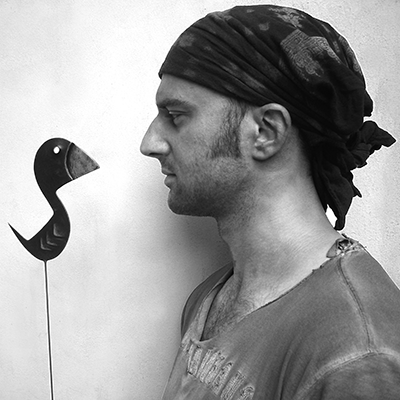 Ondrej Svoboda-Portrait