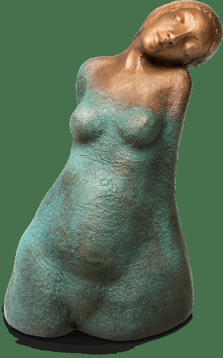 Bronzefigur Aphrodite, klein von Maria-Luise Bodirsky