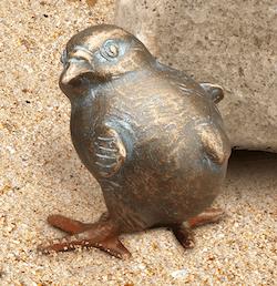 Bronzefigur Ludwig, der Entdecker von Atelier Strassacker