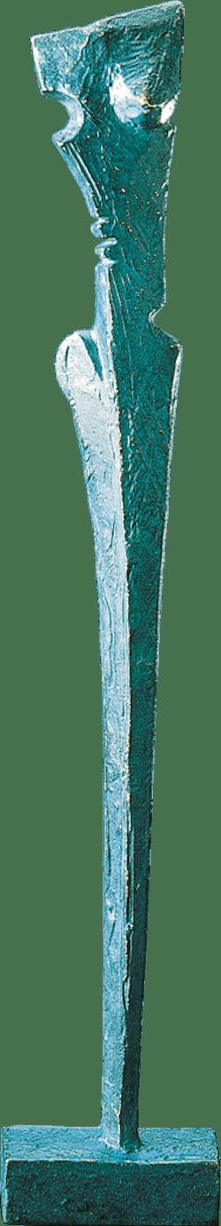 Bronzefigur Feminin KA von Volker Scheurer