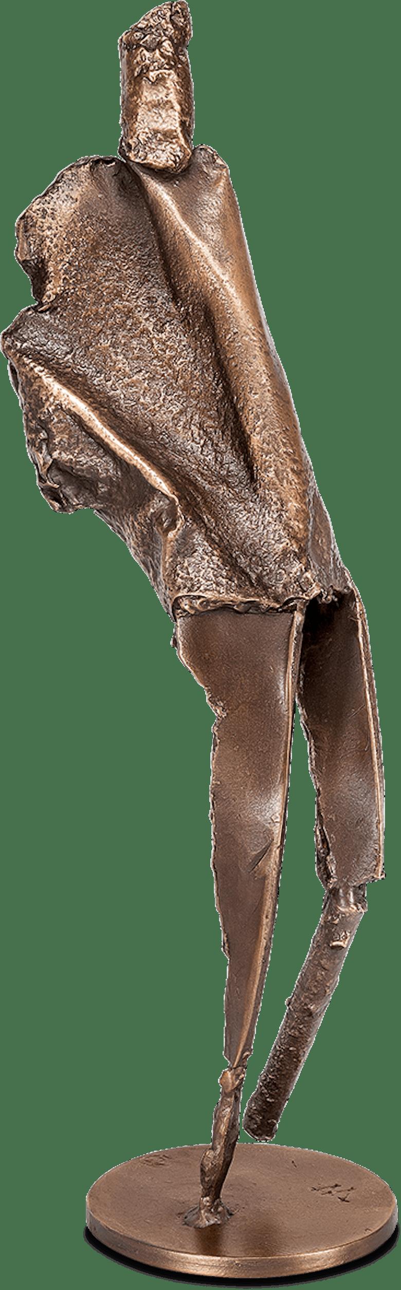 Bronzefigur Apologet von Ulrich Barnickel