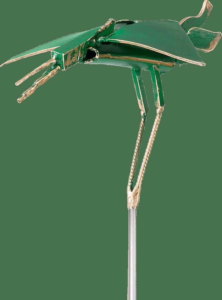 Bronzefigur Eiferer von Ulrich Barnickel