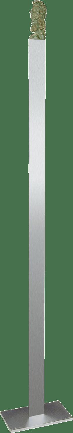 Bronzefigur Cherub, Standvariante von Ernst Fuchs