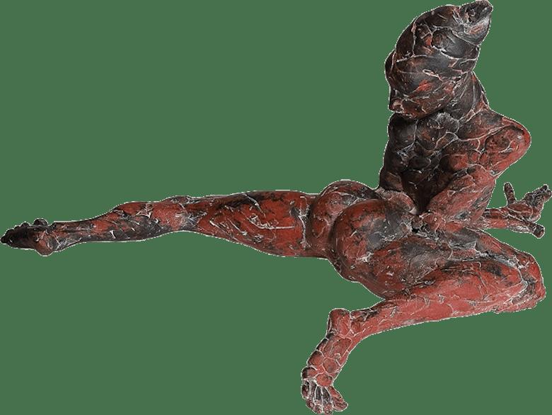 Bronzefigur Luzirel von Martin Pottgiesser
