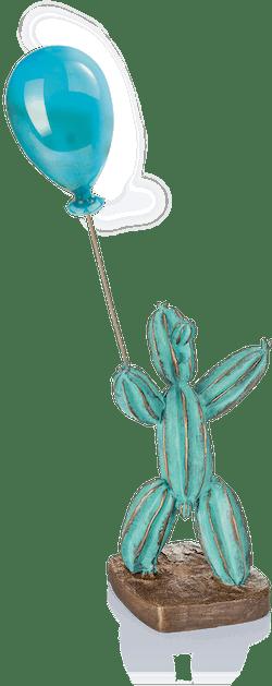 Bronzefigur Kaktusmann von Miller