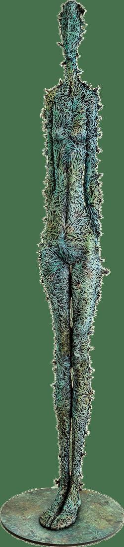 Bronzefigur »Naturverbunden« von Vitali Safronov