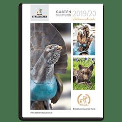Gartenskulpturen 2019/2020 Jubiläums-Ausgabe