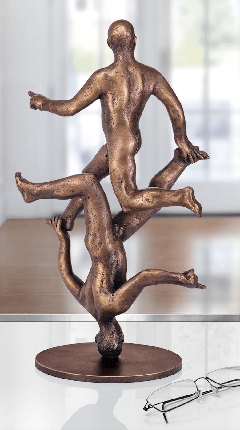 Bronzeskulptur-Da-Lang