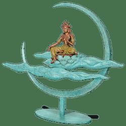 Bronzefiguren - Buddha