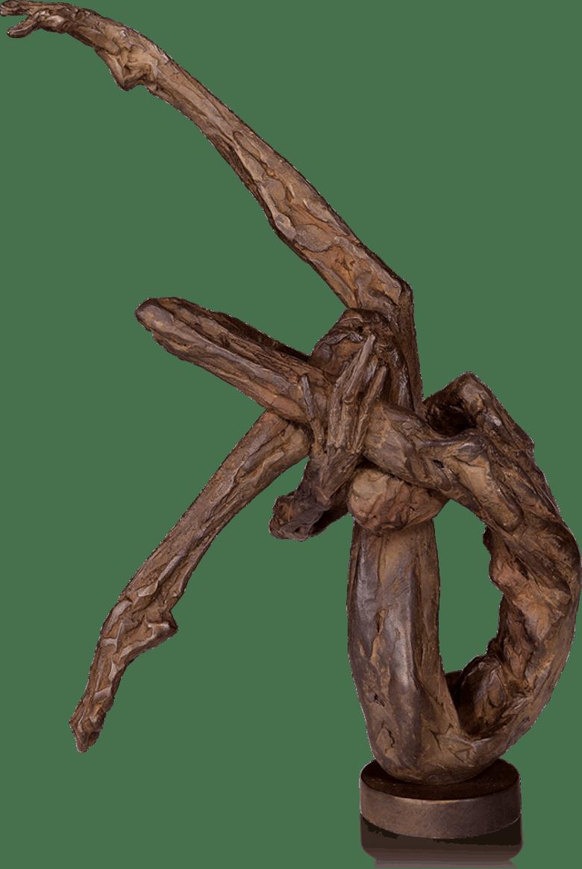 Bronzefigur Vogel von Vitali Safronov