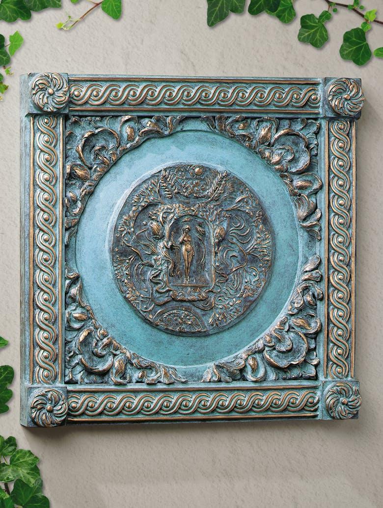 Bronzefigur Ruth von Ernst Fuchs