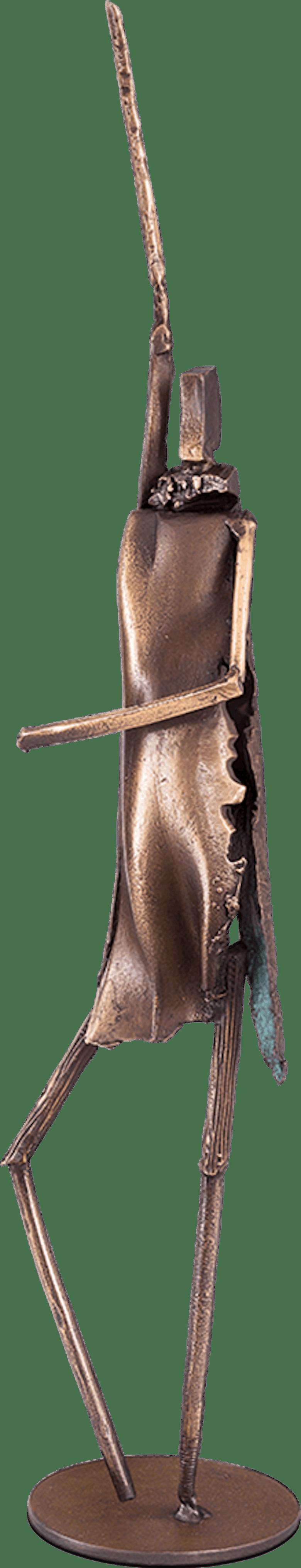 Bronzefigur Melampous von Ulrich Barnickel